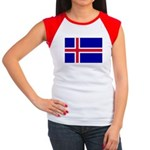 Iceland Women's Cap Sleeve T-Shirt