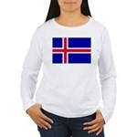 Iceland Women's Long Sleeve T-Shirt