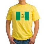 Guatemala Yellow T-Shirt