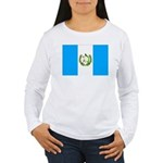 Guatemala Women's Long Sleeve T-Shirt