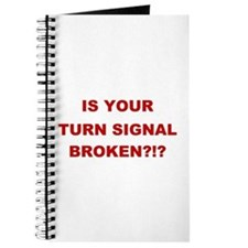 Turn Signal Stacked Journal