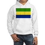 Gabon Hooded Sweatshirt