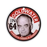 Goldwater-2 Ornament (Round)