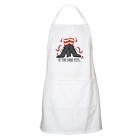 If The Shoe Fits BBQ Apron