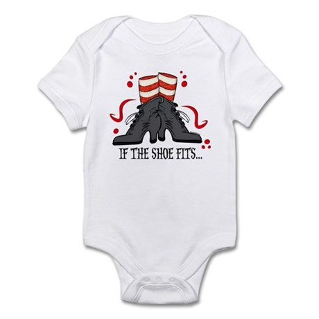 If The Shoe Fits Infant Bodysuit