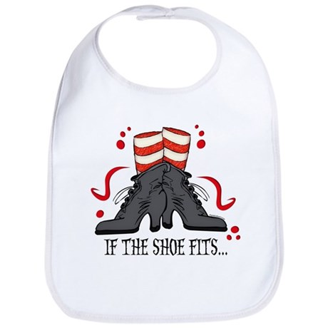If The Shoe Fits Bib