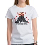 If The Shoe Fits Women's T-Shirt