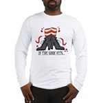 If The Shoe Fits Long Sleeve T-Shirt