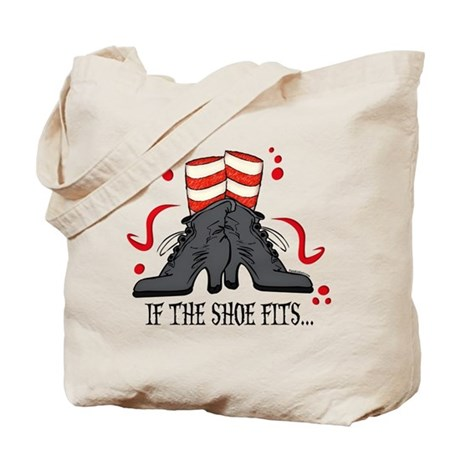 If The Shoe Fits Trick or Treat Bag