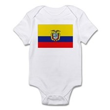 Equador Infant Bodysuit