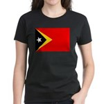 East Timor Women's Dark T-Shirt