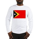 East Timor Long Sleeve T-Shirt