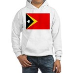 East Timor Hooded Sweatshirt