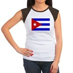 Cuba Women's Cap Sleeve T-Shirt
