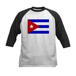 Cuba Kids Baseball Jersey