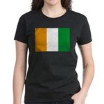 Cote d' Ivoire Women's Dark T-Shirt