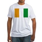Cote d' Ivoire Fitted T-Shirt