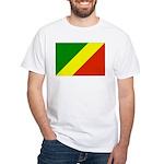 Congo White T-Shirt