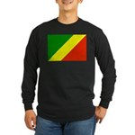 Congo Long Sleeve Dark T-Shirt