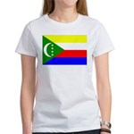 Comoros Women's T-Shirt