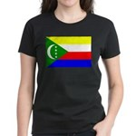 Comoros Women's Dark T-Shirt