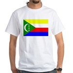 Comoros White T-Shirt