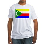 Comoros Fitted T-Shirt