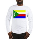 Comoros Long Sleeve T-Shirt
