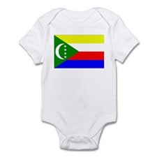 Comoros Infant Bodysuit
