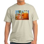 Room / Golden Light T-Shirt