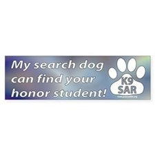 Lost Honor Students found by K9 SAR