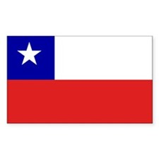 Chile Rectangle Decal