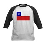 Chile Kids Baseball Jersey
