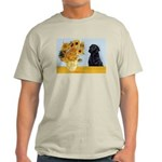 Sunflowers / Lab Light T-Shirt