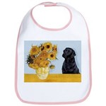 Sunflowers / Lab Bib