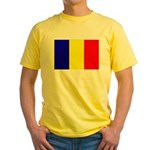 Chad Yellow T-Shirt