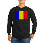 Chad Long Sleeve Dark T-Shirt