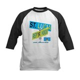 REP ST. LUCIA Tee