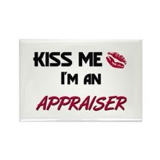 Kiss Me I'm a APPRAISER Rectangle Magnet