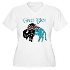 Great Bison #2 T-Shirt