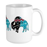 Great Bison #2 Ceramic Mugs