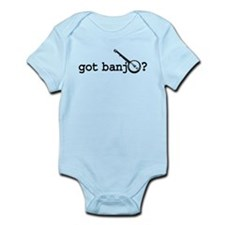 Got Banjo? Infant Bodysuit