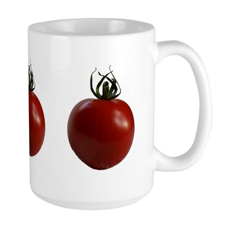 Cherry Tomatoes Large Mug