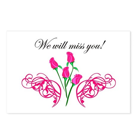 Greeting Card Design For Farewell