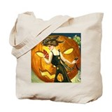 Halloween 2Ladies onBothSides! Goodie Tote Bag