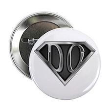 "SuperDO(metal) 2.25"" Button (100 pack)"