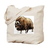 Musk Ox Artic Tote Bag