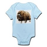 Musk Ox Artic Infant Creeper