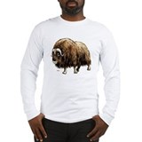 Musk Ox Artic Long Sleeve T-Shirt