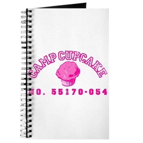 Camp Cupcake Journal